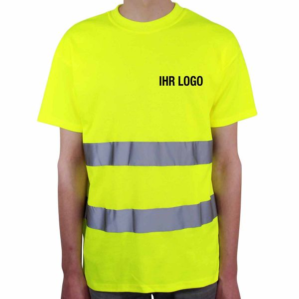 Warnschutz-T-Shirt Safe Tiko