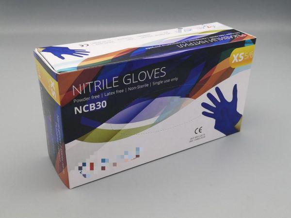Nitril Handschuhe | 100er Pack
