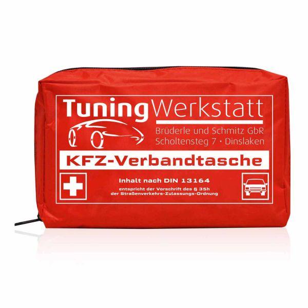 Kfz-Verbandtasche Safe individuelles Motiv