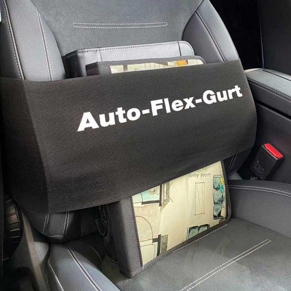 Auto-Flex-Gurt Gepäckfixierung   inkl. Werbedruck