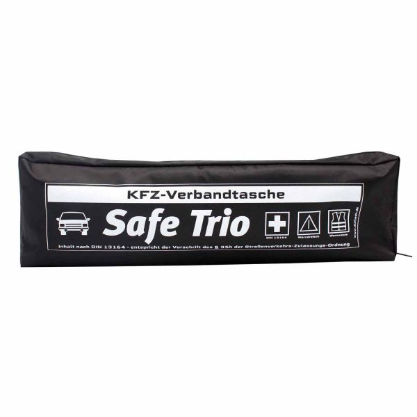 Kfz-Verbandtasche Safe Trio Standardmotiv
