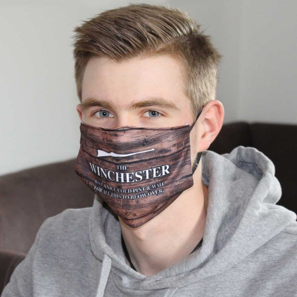 Community Mund - Maske Winchester Adult + Kids