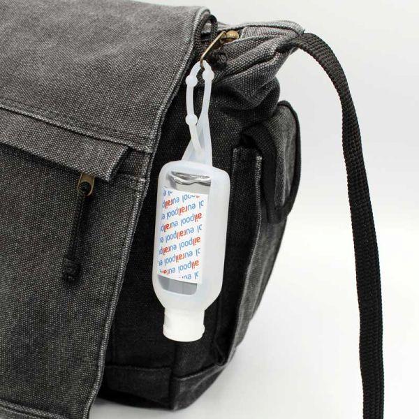 Hände-Desinfektion Bumper Gel/Fluid 50 ml | 4c Label