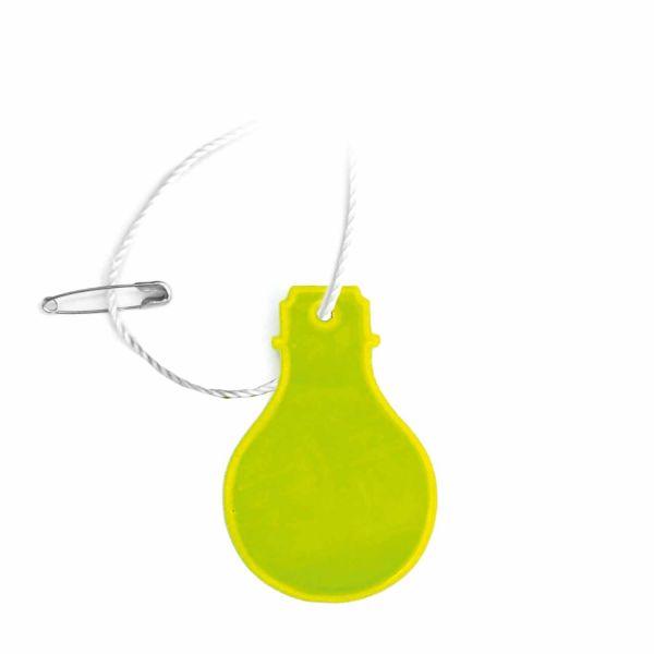 Softreflektor Glühbirne in 10 Farben, 3 Varianten