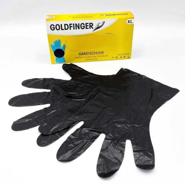 Hybrid Technologie Handschuhe neueste Generation | ISO 13485:2016 | 100er Box