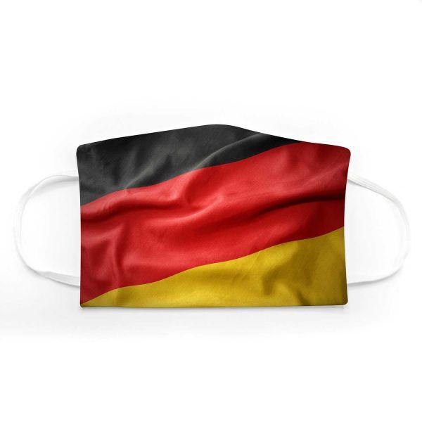 Community Mund - Maske Deutschlandfahne Adult + Kids