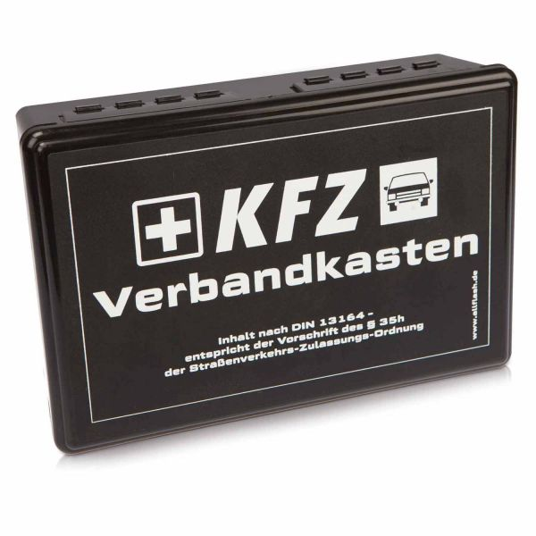 Kfz-Verbandkasten Case Standardmotiv