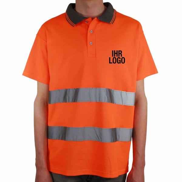 Warnschutz-Polo-Shirt Safe Poko